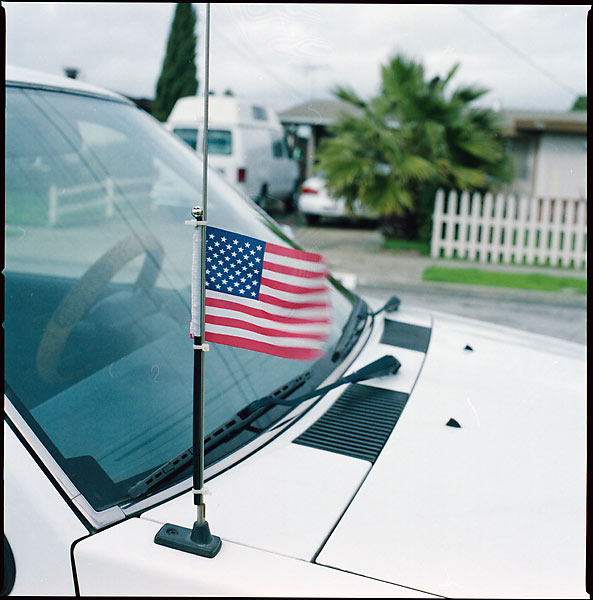 Antenna Flag © Dennis Mojado