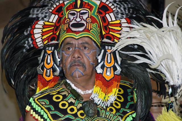Aztec I © Dennis Mojado