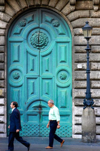 Big Roman Door © Dennis Mojado
