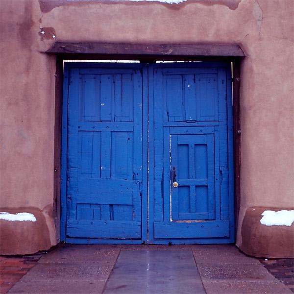 Blue Door © Dennis Mojado