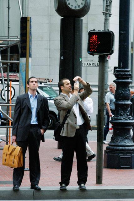 Business Tourists © Dennis Mojado