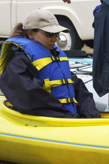 Ready to Kayak © Dennis Mojado