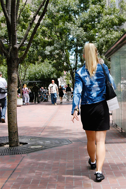 Walkin the Streets © Dennis Mojado