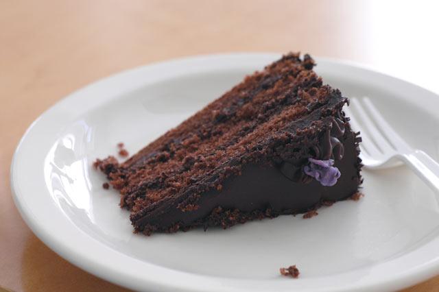 Chocolate Cake © Dennis Mojado