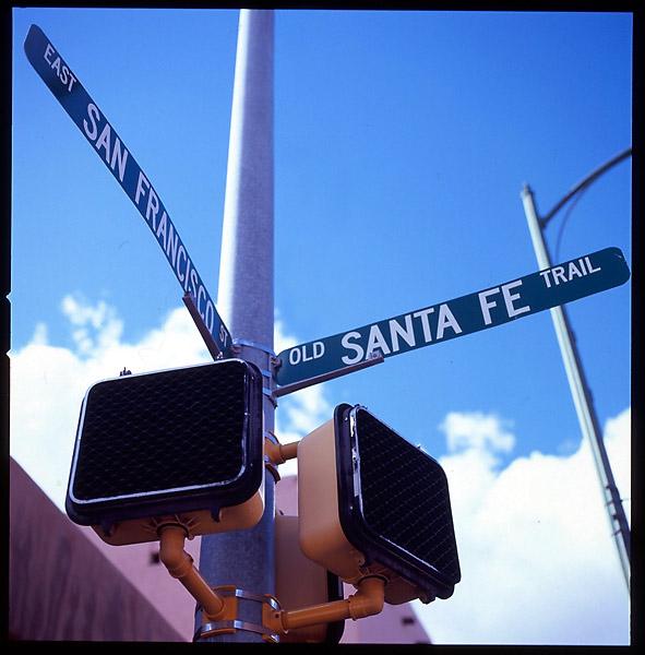 San Francisco meets Santa Fe © Dennis Mojado