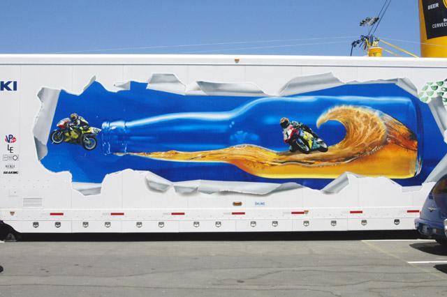 Corona Truck © Dennis Mojado