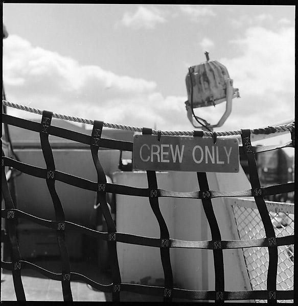 Crew Only © Dennis Mojado