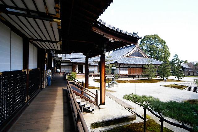 Daikakuji Courtyard I © Dennis Mojado