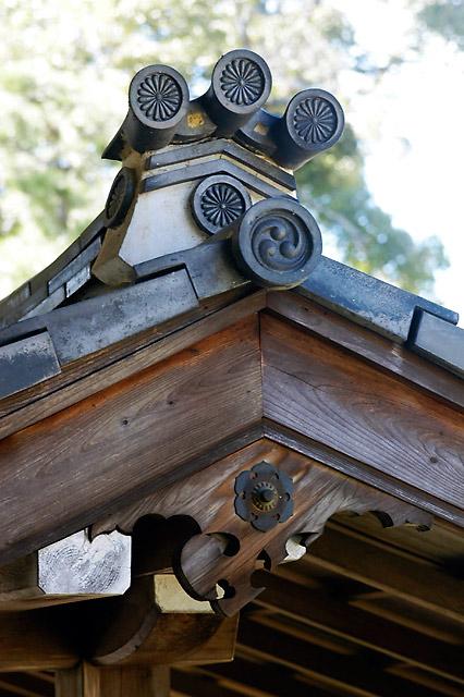 Daikakuji Rooftop © Dennis Mojado
