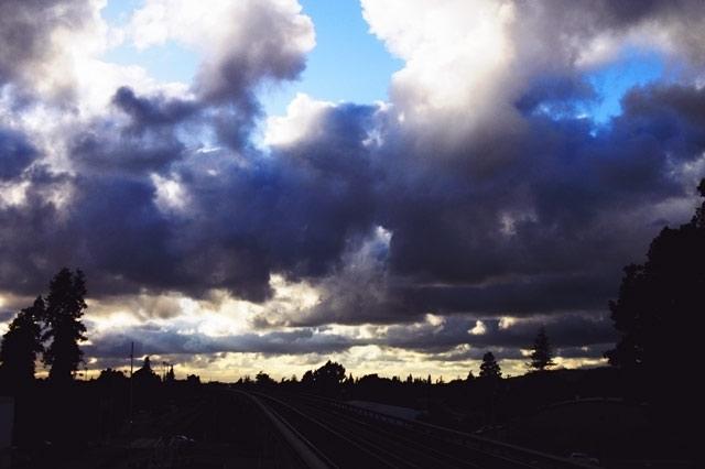 Darkened Sky © Dennis Mojado