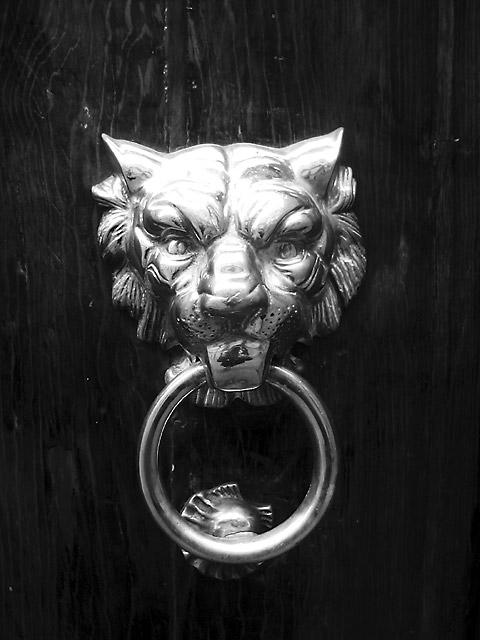 Door Knock © Dennis Mojado