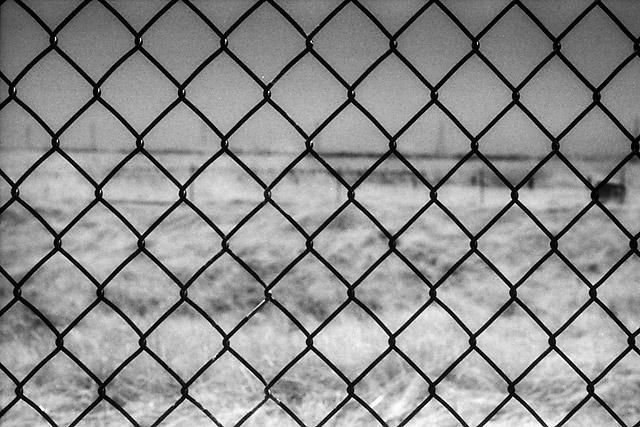 Fence IR © Dennis Mojado