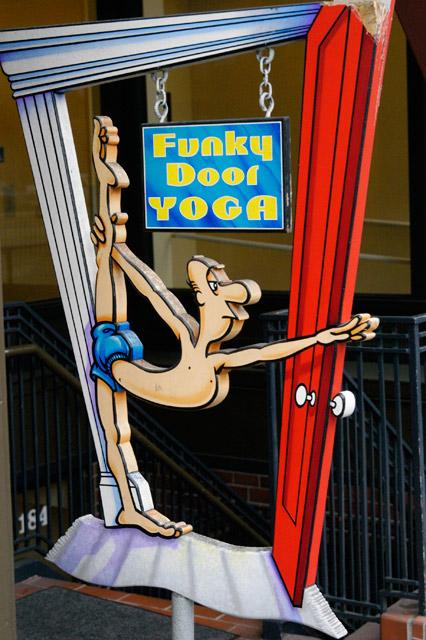 Bikram Yoga © Dennis Mojado