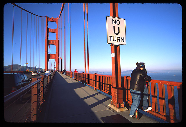 Golden Gate View © Dennis Mojado