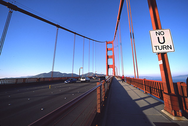 Golden Gate (wide) © Dennis Mojado
