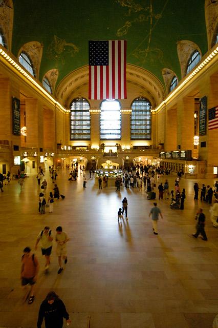 Grand Central Station © Dennis Mojado