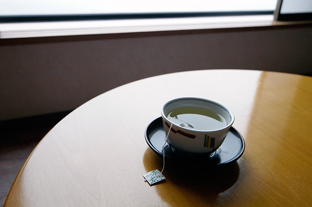 Green Tea © Dennis Mojado