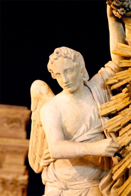 Hanging Angel © Dennis Mojado