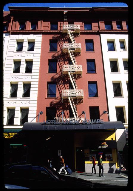 Hotel Union Square © Dennis Mojado