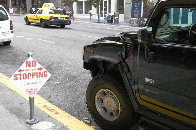 Hummer No Rules © Dennis Mojado