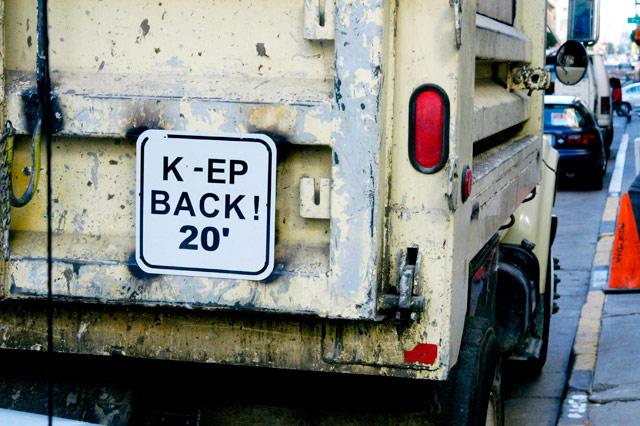 K-Ep Back 20 Feet © Dennis Mojado