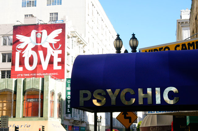 Love, Psychic © Dennis Mojado