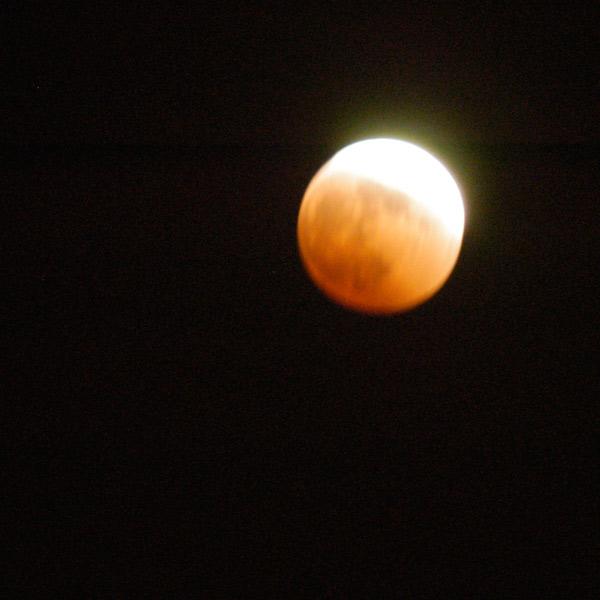 Lunar Eclipse II © Dennis Mojado