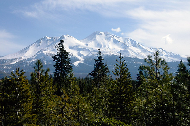 Mount Shasta © Dennis Mojado