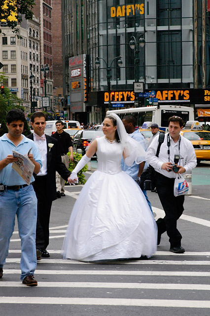 New York Wedding © Dennis Mojado