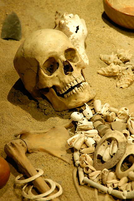 Oaxacan Burial © Dennis Mojado