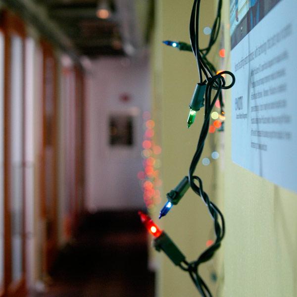Office Holiday Spirit © Dennis Mojado