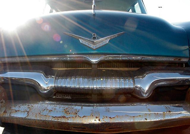 Old Plymouth II © Dennis Mojado