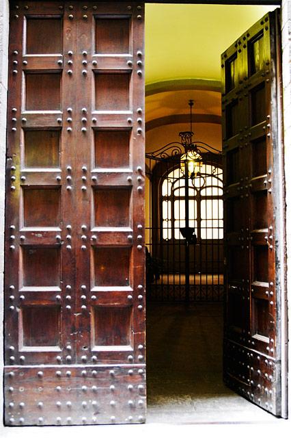 Open Door © Dennis Mojado