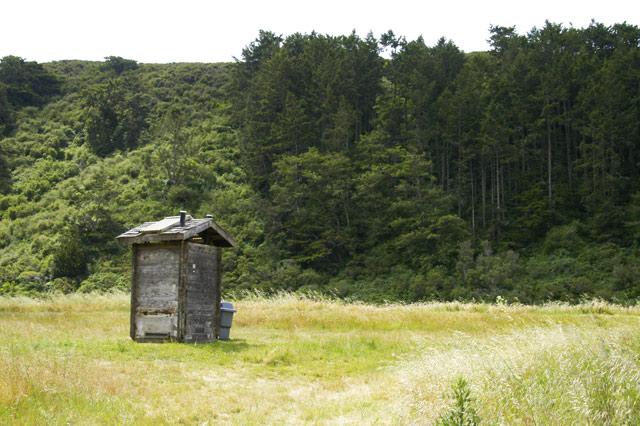 Outhouse © Dennis Mojado