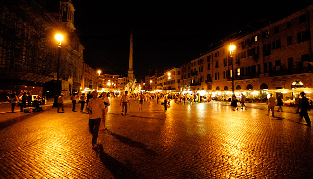 Piazza Navona © Dennis Mojado