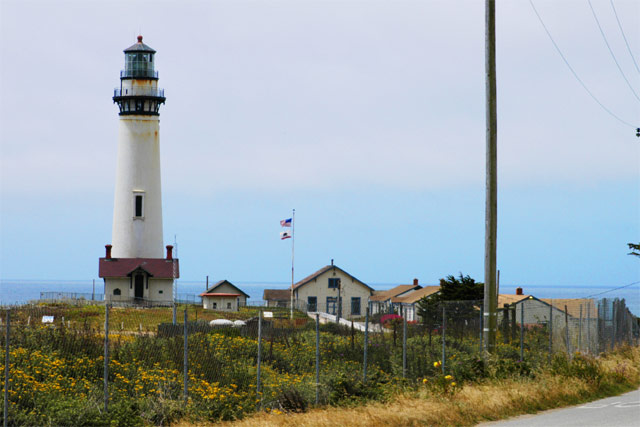 Pigeon_Point_Lighthouse 1 © Dennis Mojado