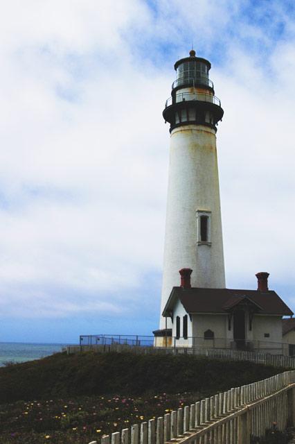 Pigeon Point Lighthouse © Dennis Mojado