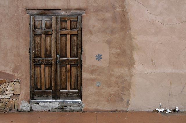Pueblo Door © Dennis Mojado
