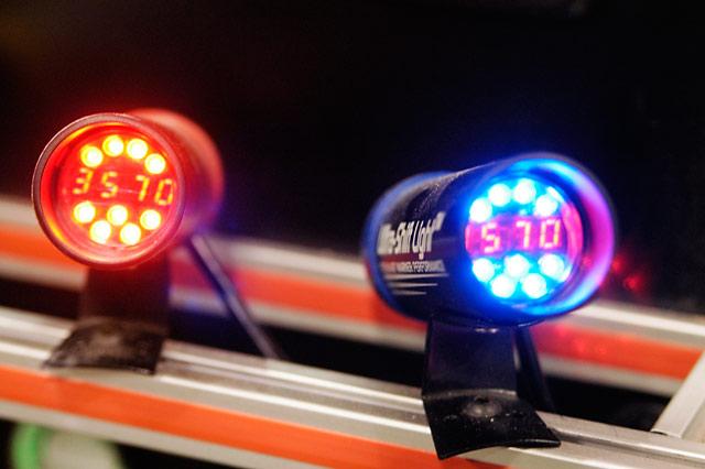 RPM LEDs © Dennis Mojado