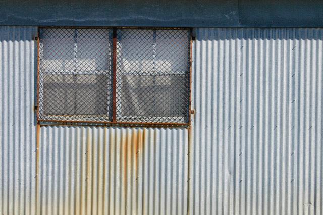Rusty Corrugated © Dennis Mojado