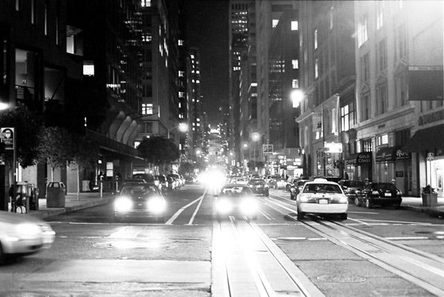 SF Street II © Dennis Mojado