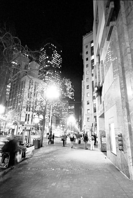SF Street I © Dennis Mojado