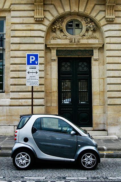Smart Car © Dennis Mojado