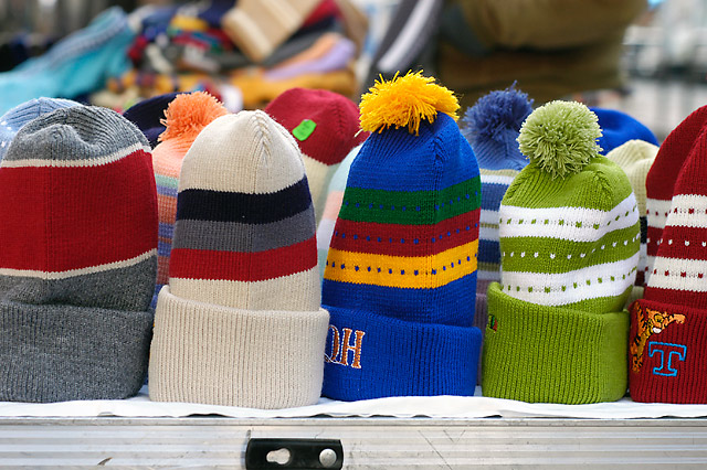 Snow Caps © Dennis Mojado