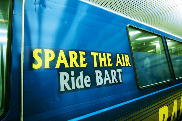 Spare The Air! © Dennis Mojado