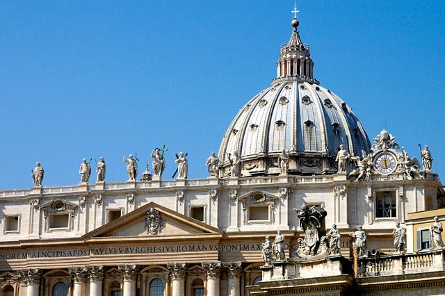 St. Peter's Basilica © Dennis Mojado