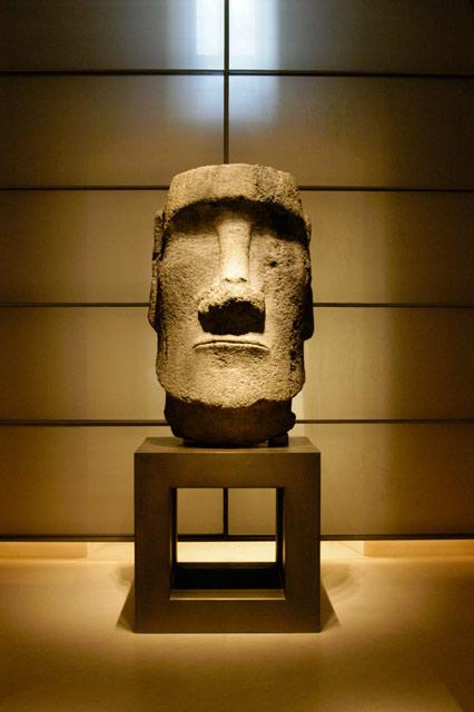 Stone Head © Dennis Mojado