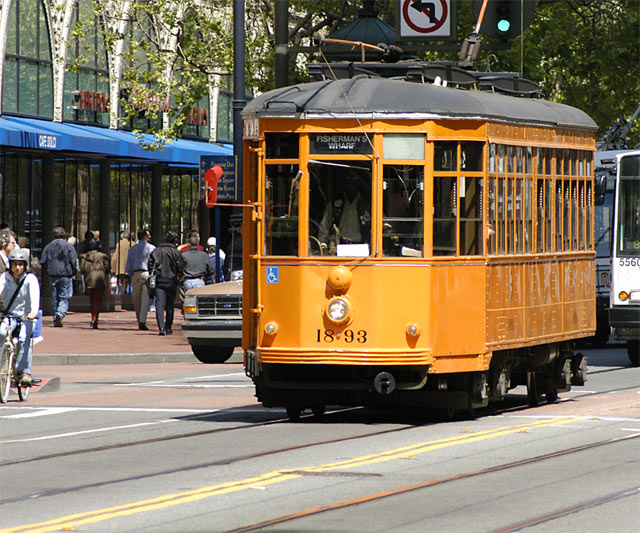 A Streetcar named 1893 © Dennis Mojado
