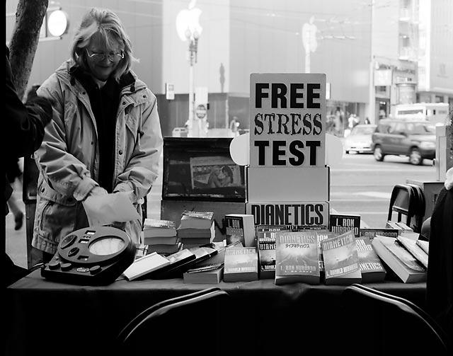 Stress Test © Dennis Mojado