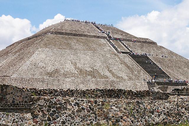 Sun Pyramid 2 © Dennis Mojado